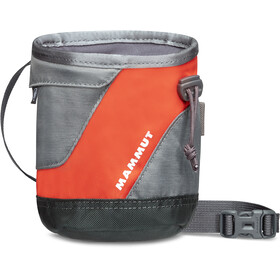 Mammut Ophir Chalk Bag dark orange-titanium